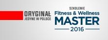Szkolenie Fitness & Wellness MASTER 2016